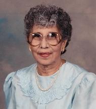 Antonia De La Cruz