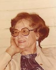 Clara Baker Wright