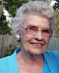 Gertrude Stager,  - Feb 8, 2015
